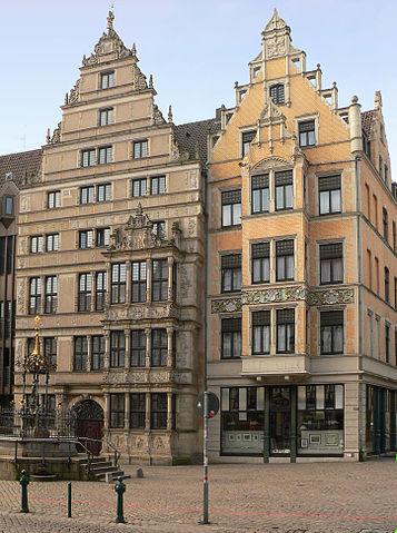 Дом Лейбница (Ганновер), в котором он жил с 29 сентября 1698 года вплоть до своей смерти 14 ноября 1716 года