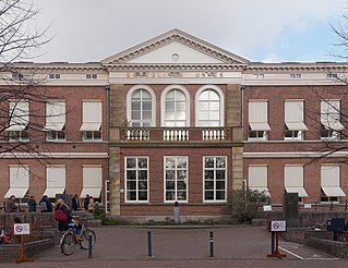 Leiden Law School faculty of Leiden University, The Netherlands