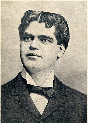 Len Spencer - Image: Len Spencer 1899