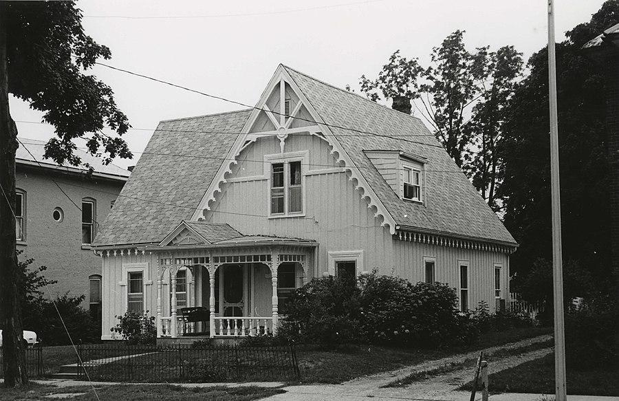 Dr. Leonard Hall House