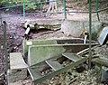 Lesopark Belveder, pramen Královka, měřicí nádoba.jpg