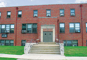 Lessie Bates Davis Neighborhood House - Administrative offices