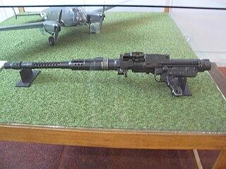 MG 131 machine gun Heavy machine gun