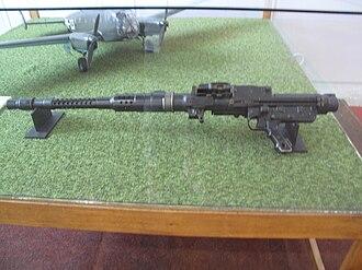 MG 131 machine gun - Maschinengewehr 131