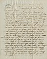 Letter signed Tho. Swords (Thomas Swords), New York, to Major John Dougherty, June 25, 1856.jpg