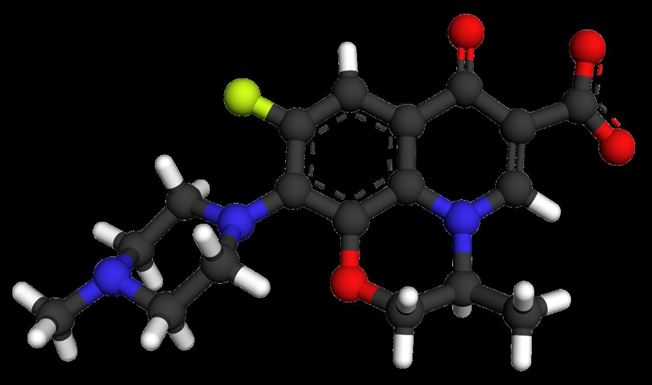 Levofloxacin inf prostatitis