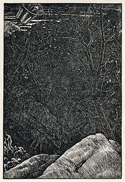 Lewis Carroll - Henry Holiday - Snarkin metsästys - levy 10.jpg
