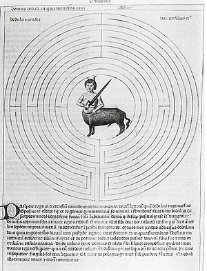 Page from the Liber Floridus by Lambert of Sai...