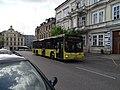 Liberec-Kristiánov, 8. března, autobus 607 na lince 25.jpg