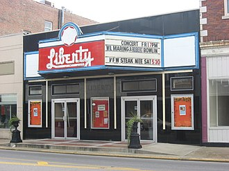 Murphysboro, Illinois - Liberty Theater