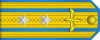 Lieutenant Colonel of the Air Force rank insignia (North Korea).svg