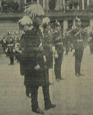 Alexander Rochfort - Image: Lieutenant Governor Jersey 1913