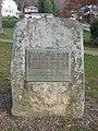 Lieutenant John Range memorial in Tionesta.jpg