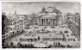 Lieven Cruyl - View of the Pantheon, Rome.tiff
