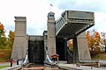 Liftlocks, Trent-Severn Waterway - Lock 21, Peterborough (502485) (16647415651).jpg