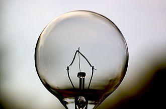 1870s - The first version of the light bulb was invented by Thomas Edison in 1879
