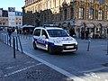 Lille, gilets jaunes 23-03-2019 police nationale 01.jpg