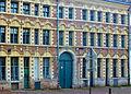 Lille 2 à14 Place aux Bleuets. Maisons du Rang des Arbalétriers ( PA00107676.jpg