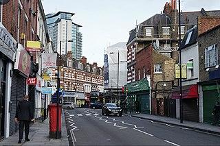 Lillie Road