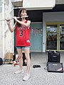 Lily Cao playing western concert flute 20200704b.jpg