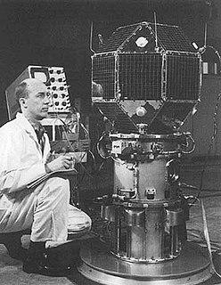Lincoln Experimental Satellite