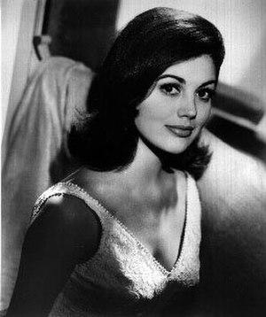 Linda Harrison (actress) - Harrison ca. 1966.