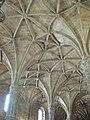 Lisboa, Igreja de Santa Maria de Belém, abóbada (9).jpg