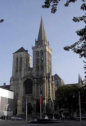 Image illustrative de l'article Cathédrale Saint-Pierre de Lisieux