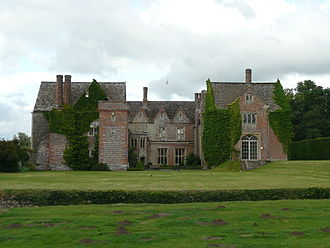 Littlecote House - View from the western lawn
