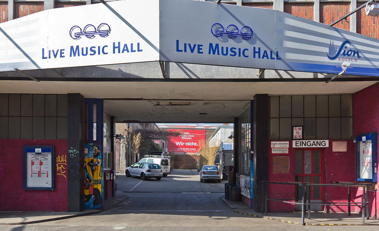 Live Music Hall Ehrenfeld