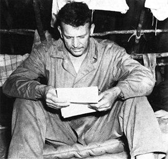 New Georgia Campaign - Lt. Col. Harry B. Liversedge on New Georgia.
