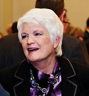 Liz Sandals Canadian politician