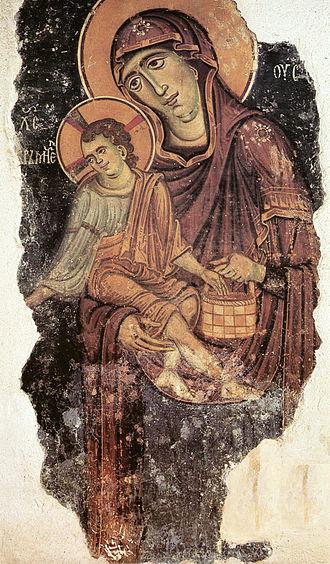 Our Lady of Ljeviš - Image: Ljeviska 007