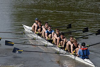 Lady Margaret Hall Boat Club - LMH Men's First VIII 2009