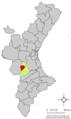 Localització de Bicorb respecte del País Valencià.png