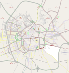 Al-Hatab Square is located in Aleppo