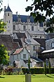 Loches - Le Logis Royal.JPG