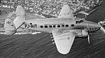 Lockheed 14 KLM PJ-AIT (tight crop, grayscale, contrast stretch).jpg