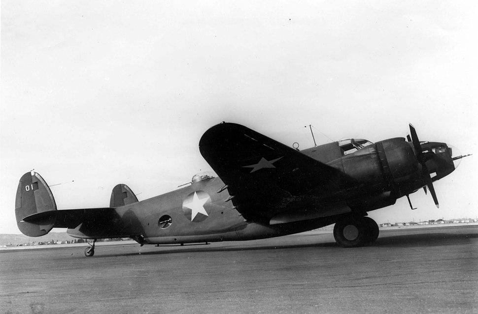 Lockheed B-37 USAAF