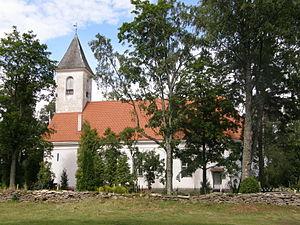 Loksa - Church of Saint Mary the Virgin in Loksa.