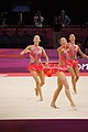 London 2012 Rhythmic Gymnastics - Italy 05.jpg
