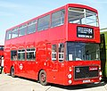 London Buses bus V3 (A103 SUU) 1984 Volvo Ailsa B55 Alexander RV, Showbus 2009.jpg
