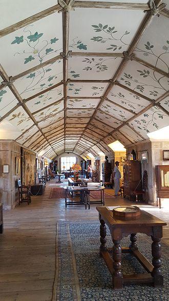 Parham Park - The Long Gallery