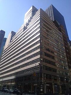 488 Madison Avenue Office skyscraper in Manhattan, New York