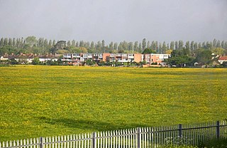 Wolvercote Common Human settlement in England