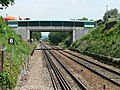 Looking north from Yatton railway station.jpg