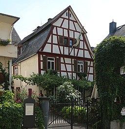 Schwalbacher Straße in Lorch