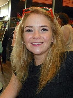 Lorna Fitzgerald - Fitzgerald in 2016