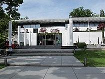 Losanna, museo olimpico, ext..JPG