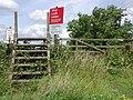 Low Field Lane Level Crossing - geograph.org.uk - 900207.jpg